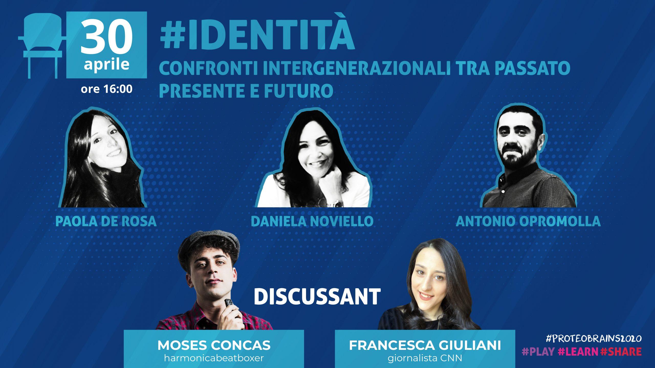 #Identità-partecipanti
