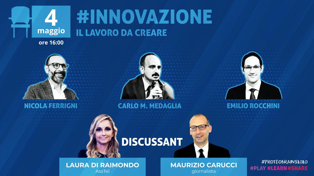 #Innovazione-discussant