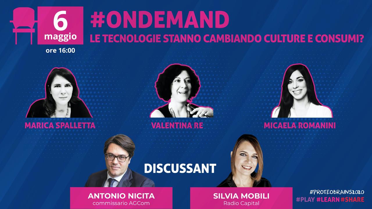 #OnDemand-partecipanti