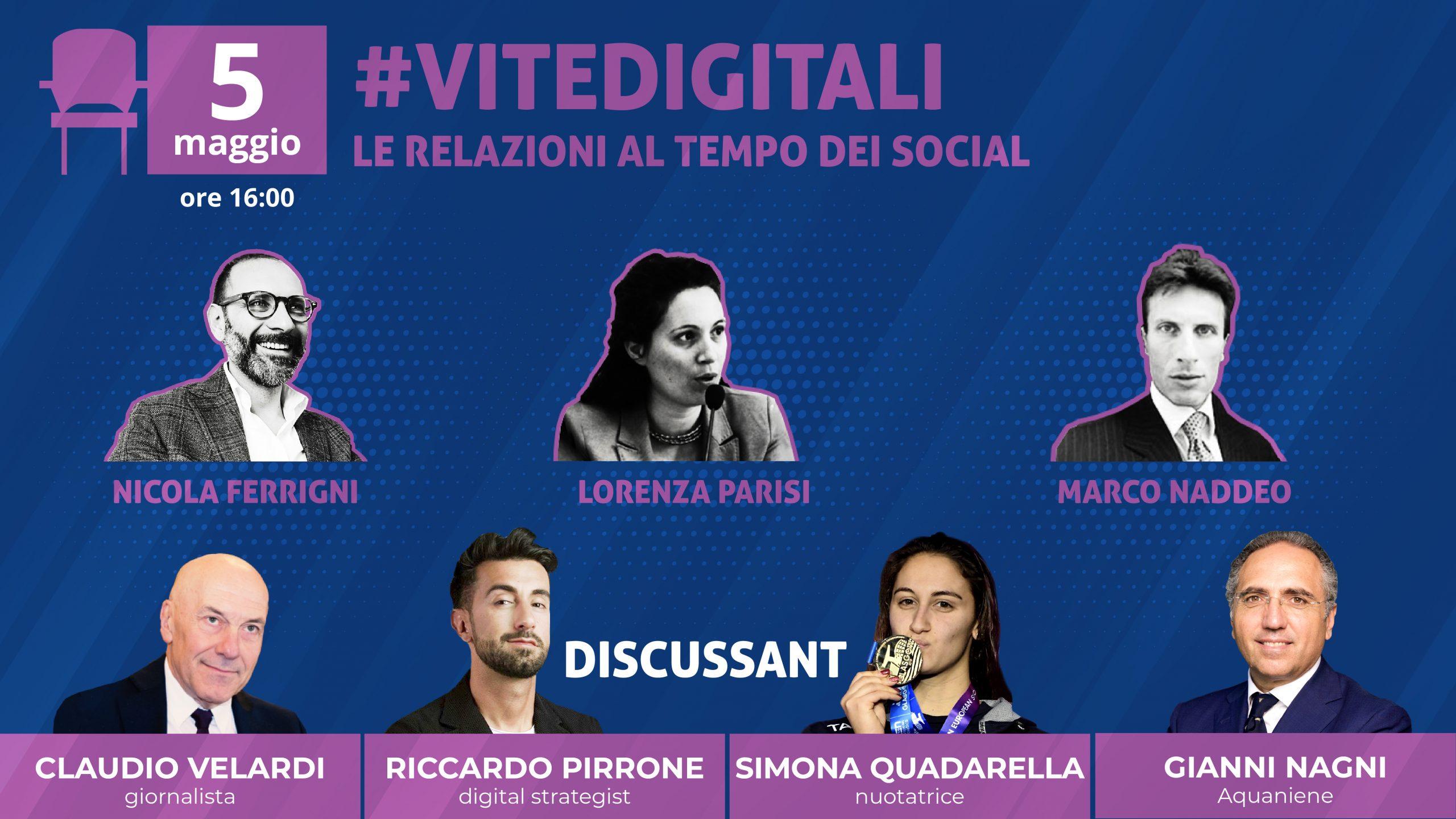 #ViteDigitali-partecipanti